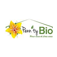 Logo Penty'bio by Elle Aime...
